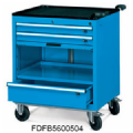 Mobile Cabinets & Workstations<br>Models: FCBH5100104 to FDFD5600204